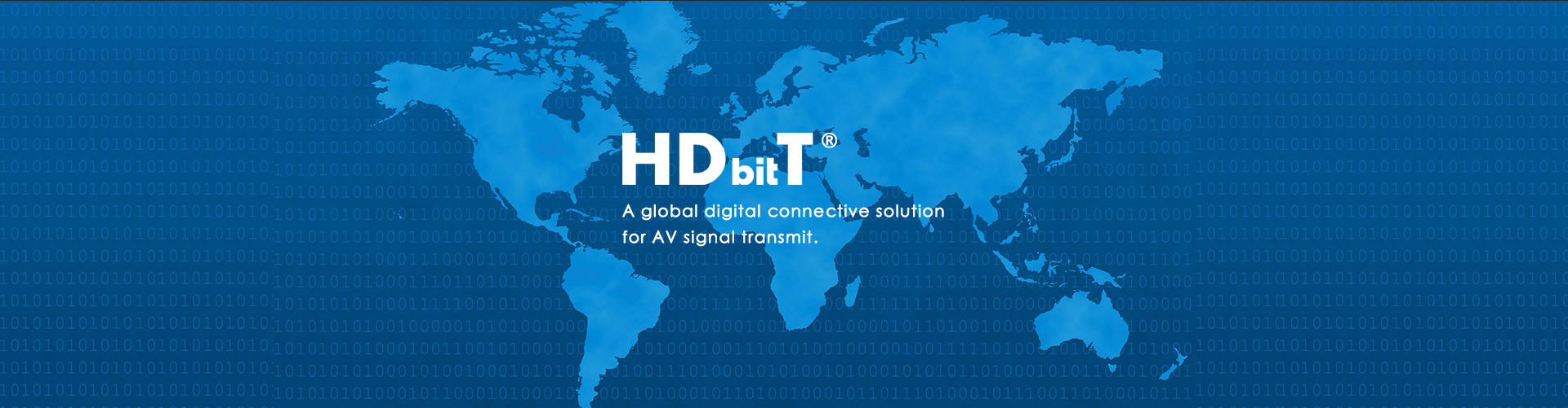 HDbitT is a global digital connective protocol